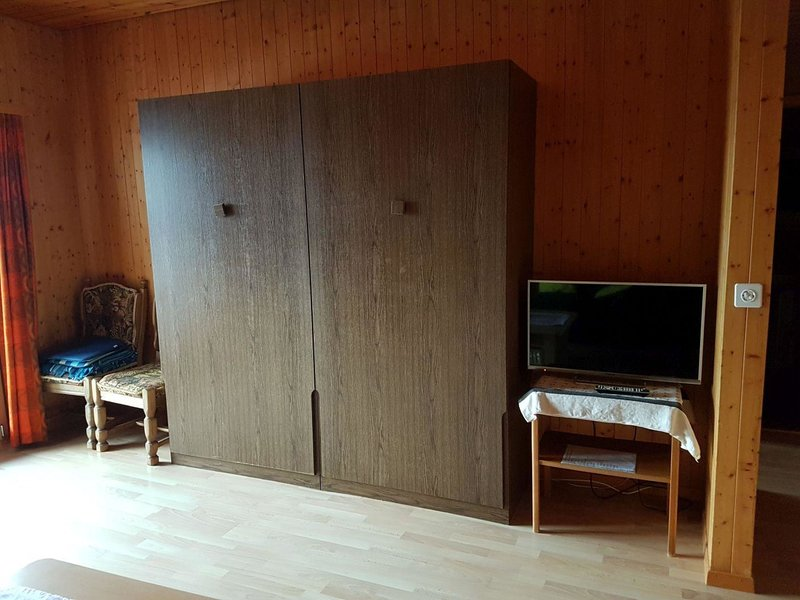 Talblick 2. Stock, holiday rental in Blatten bei Naters