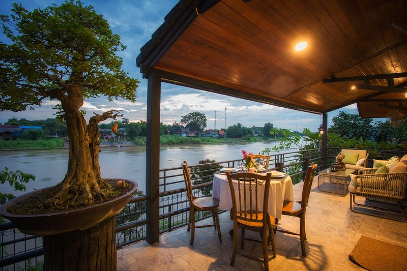 Cattai's Riverside Home : Villa River View, Ferienwohnung in Ayutthaya