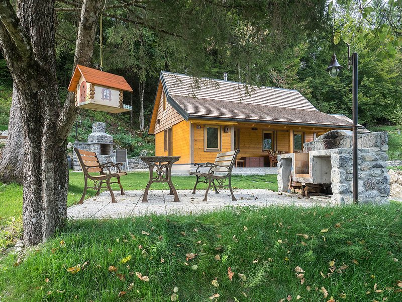 House Pr' Marički - Luxurious, holiday rental in Ribcev Laz