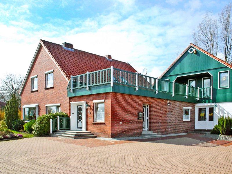 Schleichert, holiday rental in Utarp