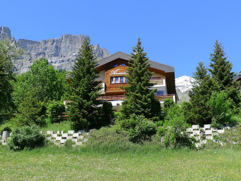 Arcadia, location de vacances à Leukerbad