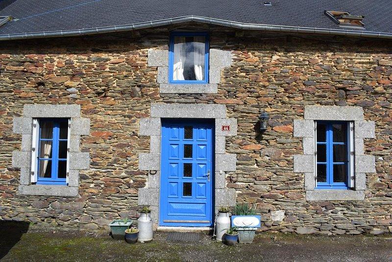 Maison Des Oiseaux, vacation rental in Saint-Thelo