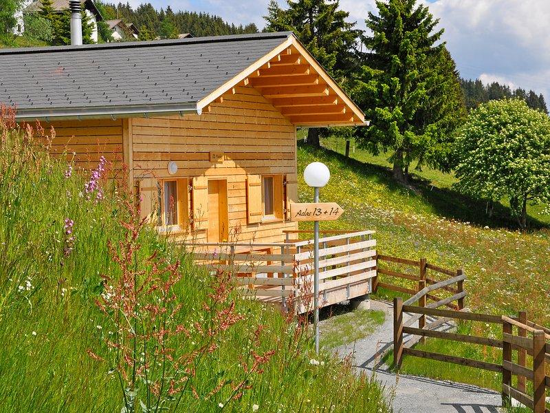Comfort Aclas Maiensäss Resort, holiday rental in Wergenstein