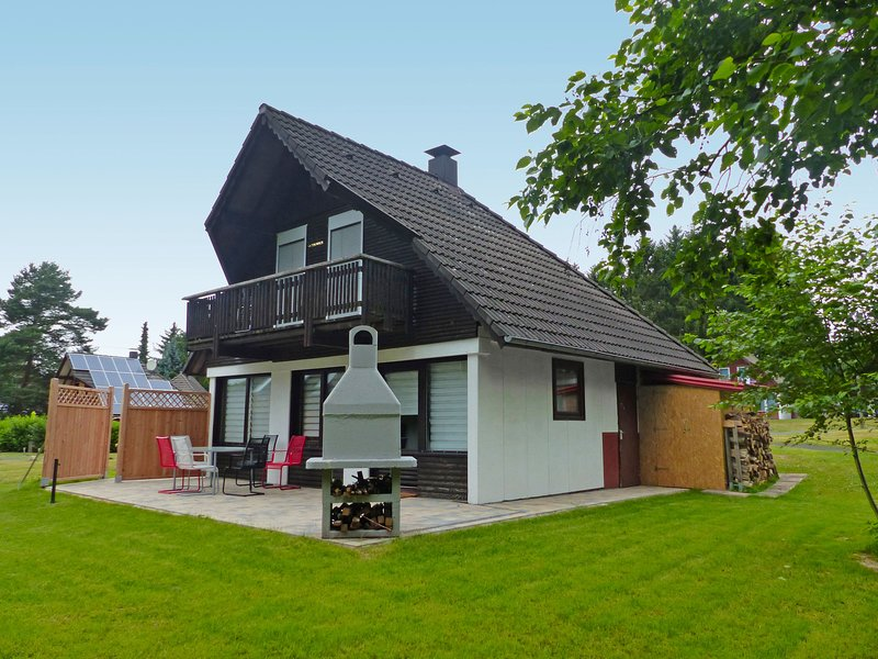 Ferienwohnpark Silbersee, holiday rental in Schwarzenborn