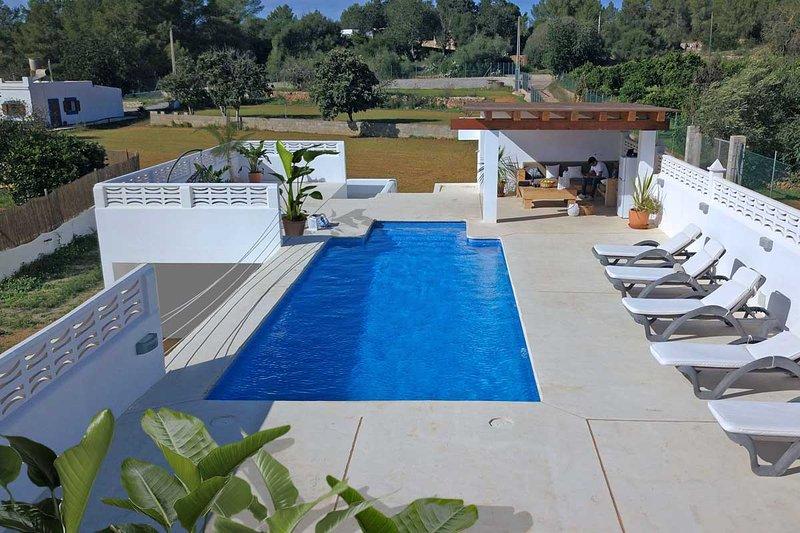 Can Tixedo, vacation rental in Es Canar
