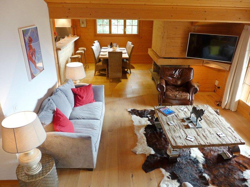 Le Faucon 8, casa vacanza a Villars-sur-Ollon