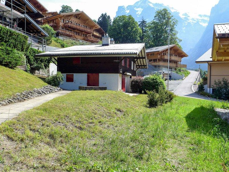 Chalet Unterpfand 10, location de vacances à Grindelwald