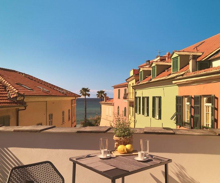 CASE ANTICO COMUNE EST, vacation rental in San Lorenzo al Mare