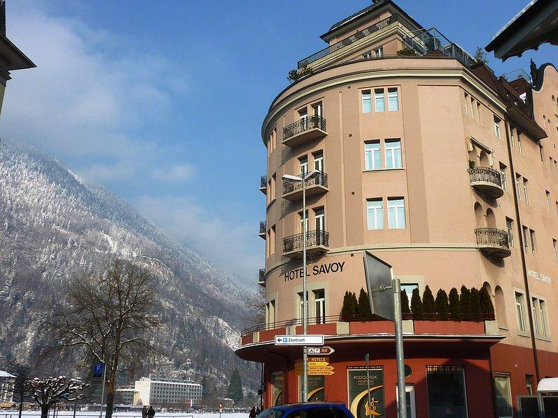 Gallery Studio Jungfraublick Chalet in Interlaken