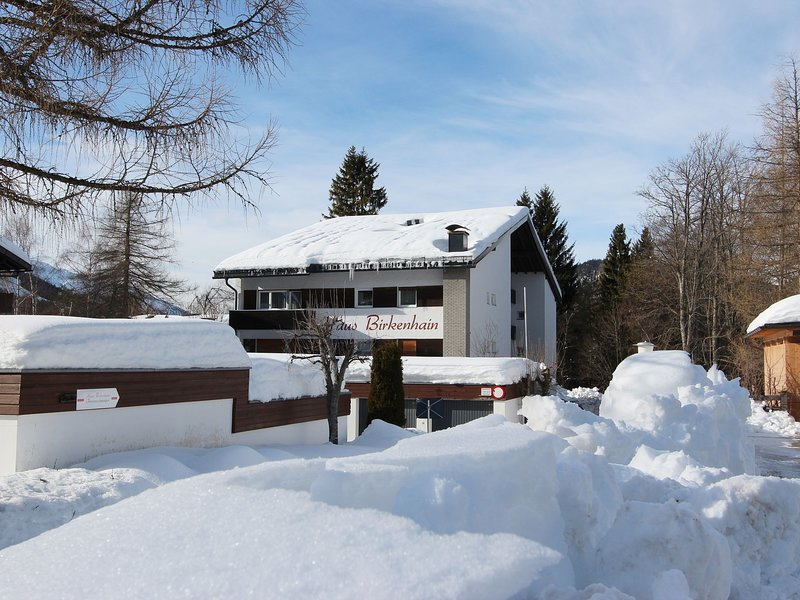 Am Birkenhain, vacation rental in Buchen