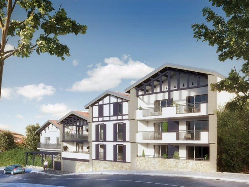 Spacieux et luxueux appartement situé à 200 m de l'océan avec parking privé, holiday rental in Saint-Jean-de-Luz