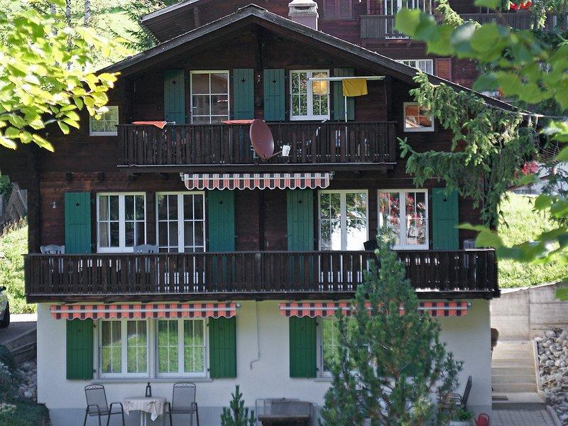 Chalet Spassvogel, location de vacances à Grindelwald