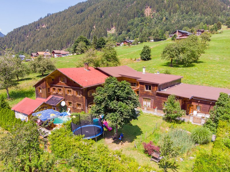 Helmreich, holiday rental in Sankt Gallenkirch