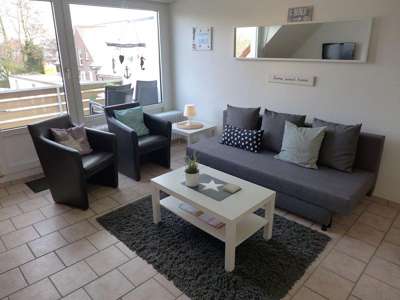 Scholle, vacation rental in Norddeich