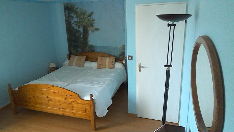 Chambre d'hôtes écologique de Poissy, location de vacances à Villennes-sur-Seine