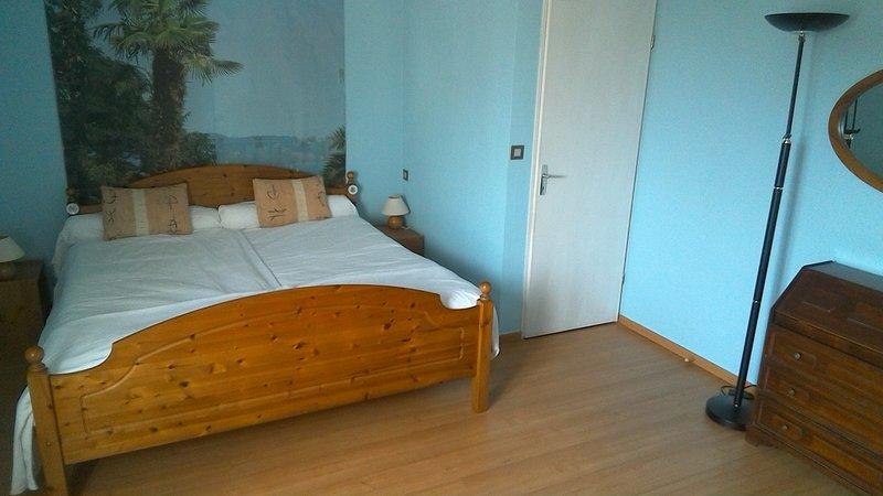 Chambre d'hôtes écologique de Poissy, holiday rental in Cergy-Pontoise