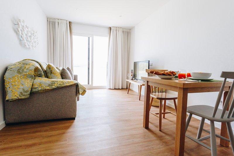 Les différents appartements que nous avons préparés pour dormir à O Grove ont tout ce dont vous avez besoin