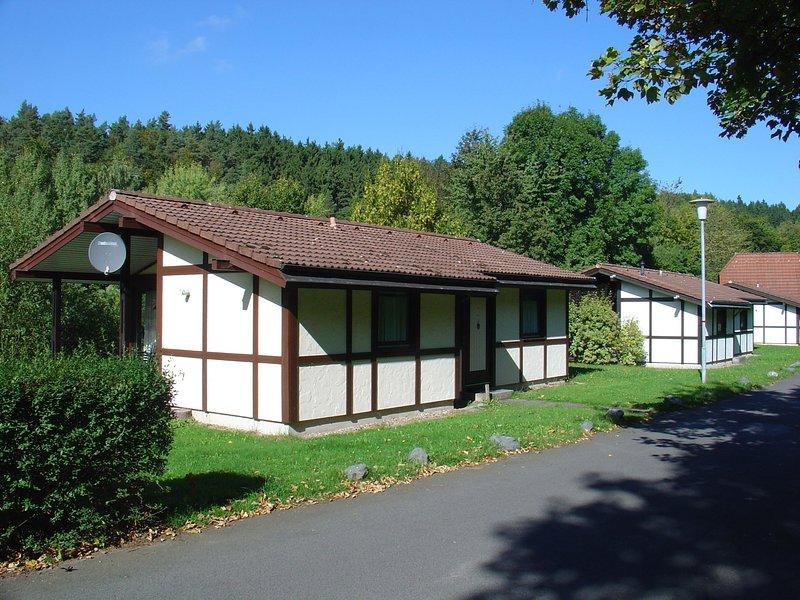 Ferienpark Ronshausen, holiday rental in Rotenburg an der Fulda