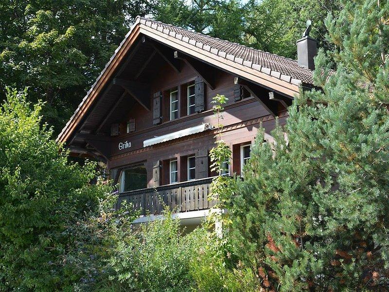 Erika, Chalet, vacation rental in Saanenmoser