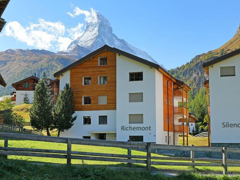 Richemont Chalet in Zermatt