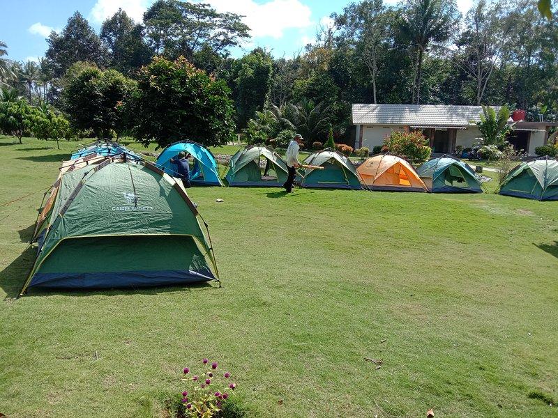 Camping Ground Bintan, holiday rental in Riau Islands Province