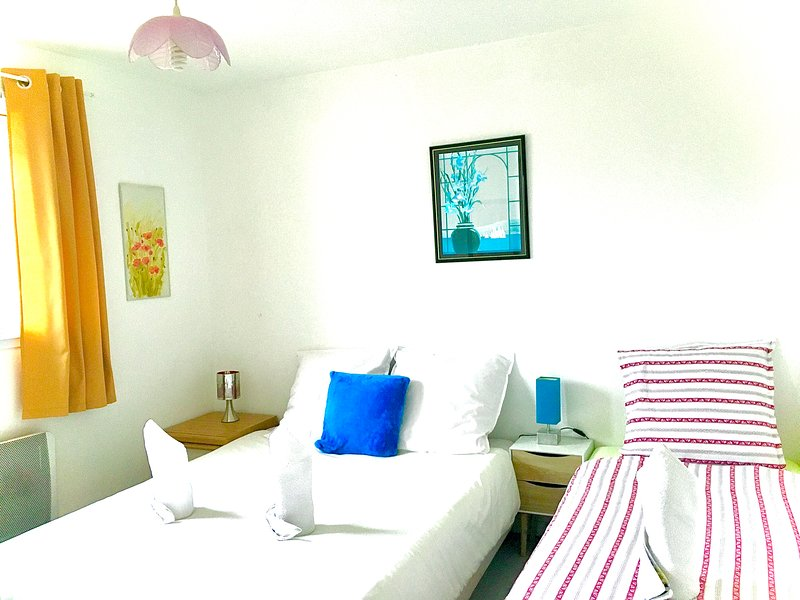 Appart-Maison & Belle Terrasse 25min-Paris-DISNEYLAND, vacation rental in Lognes