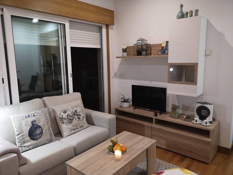 Nice studio with balcony & Wifi, location de vacances à Moana
