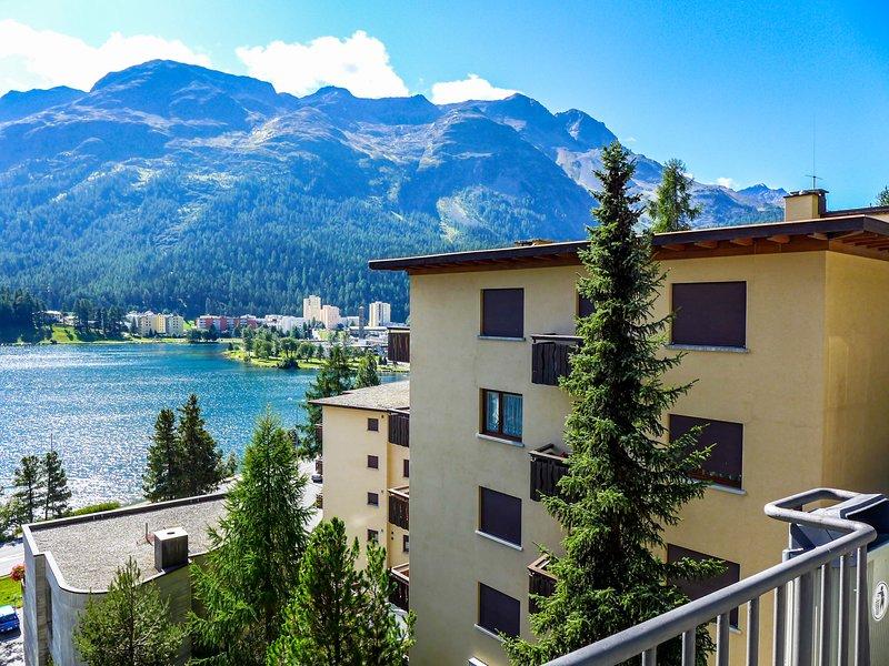 Chesa Sonnalpine B 46, vacation rental in St. Moritz