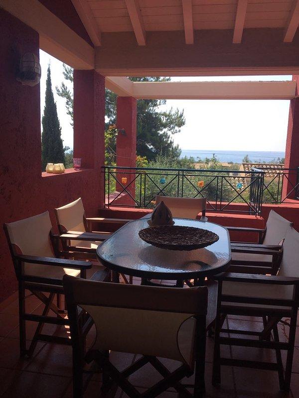 Aris's House, holiday rental in Barbati