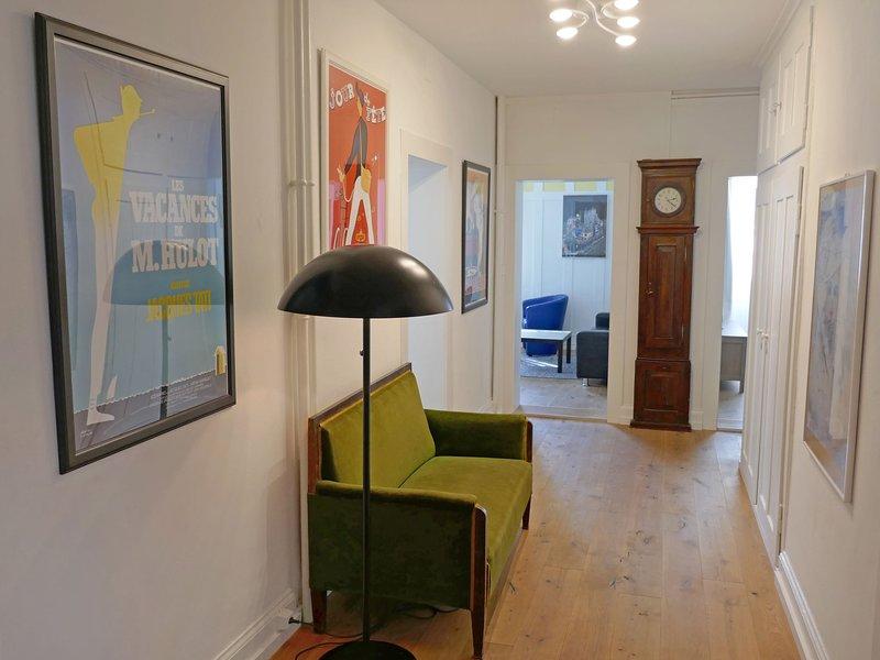 Haus Altein Apartment Nr. 4, vacation rental in Davos Platz