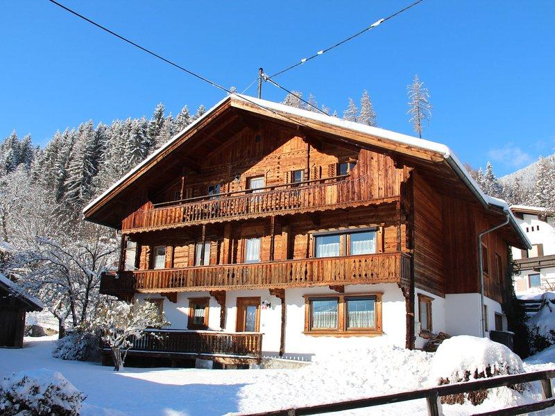 Thoma house Chalet in Fugen
