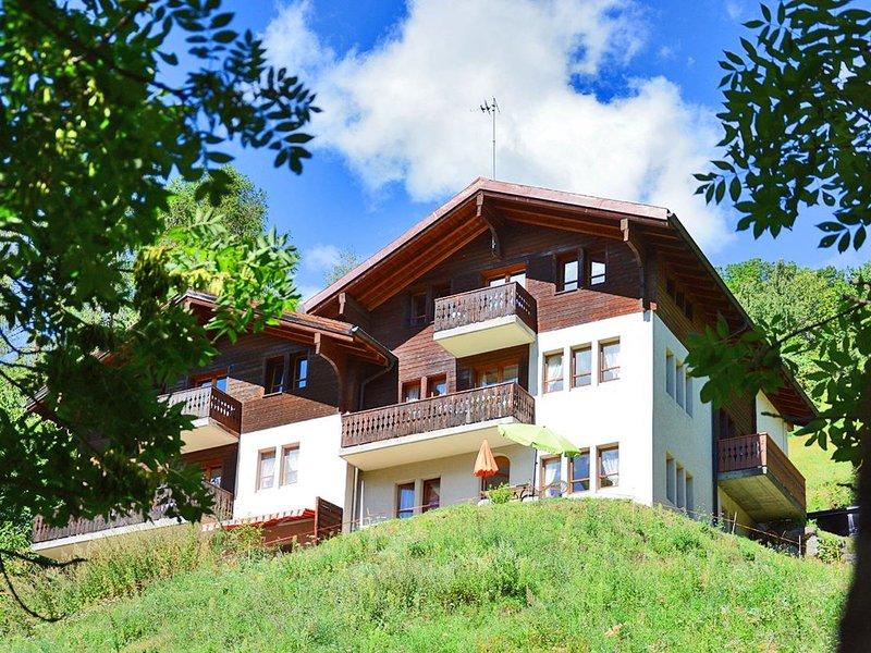 Pantke, Wohnung Breithorn, holiday rental in Lax