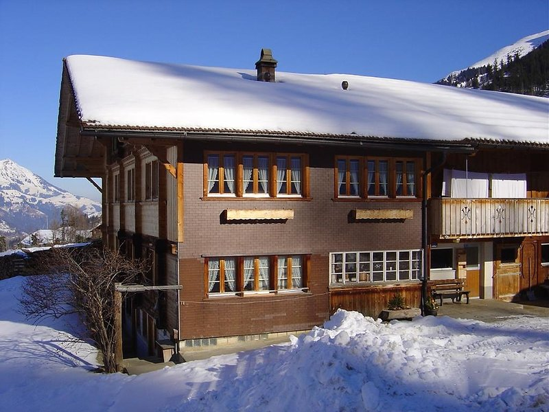 Bauernhaus Uf dr Flue, vacation rental in Achsete