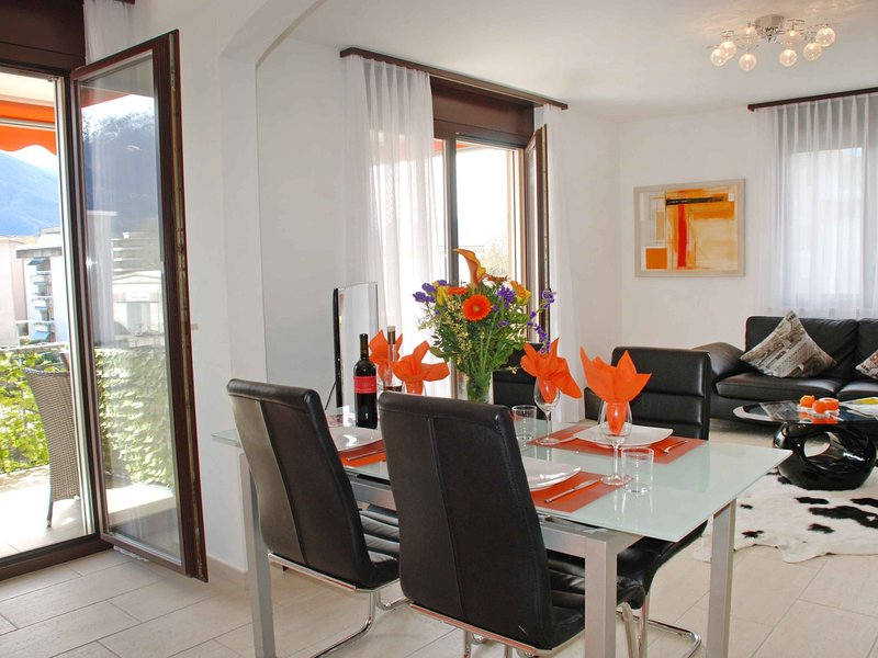 Saleggi 11 A, holiday rental in Locarno