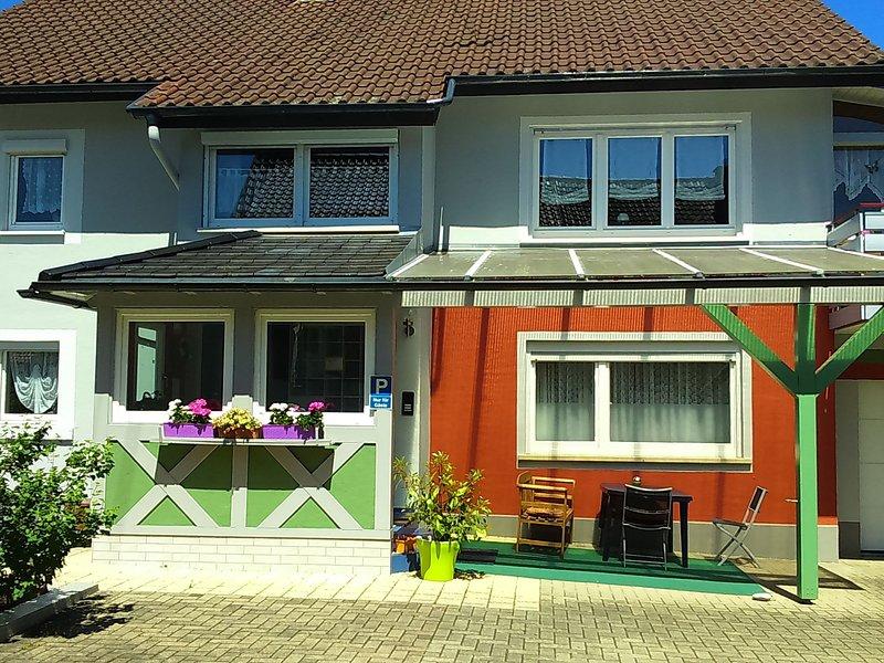 Bless, holiday rental in Friesenheim