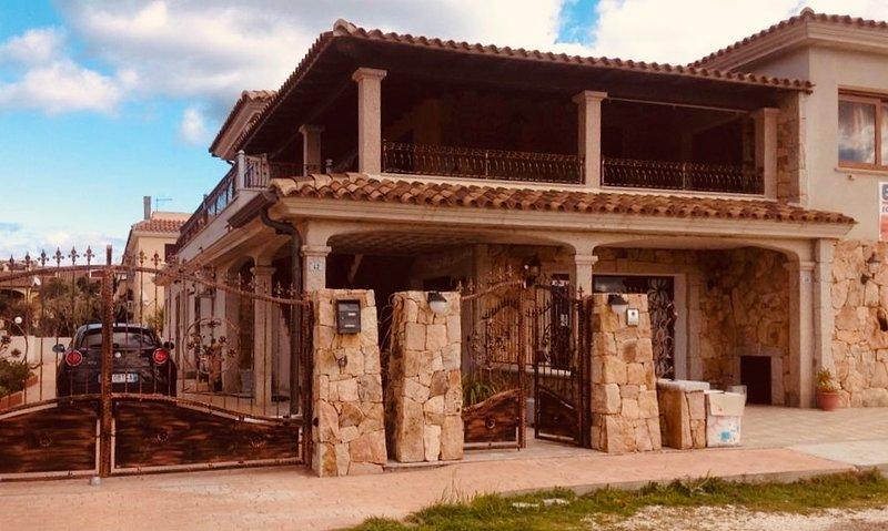 Le residenze del mare, vacation rental in La Caletta
