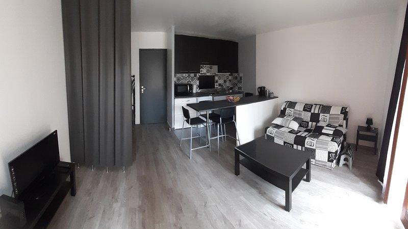 STUDIO NOX AUX PORTES DE DISNEYLAND PARIS, holiday rental in Meaux