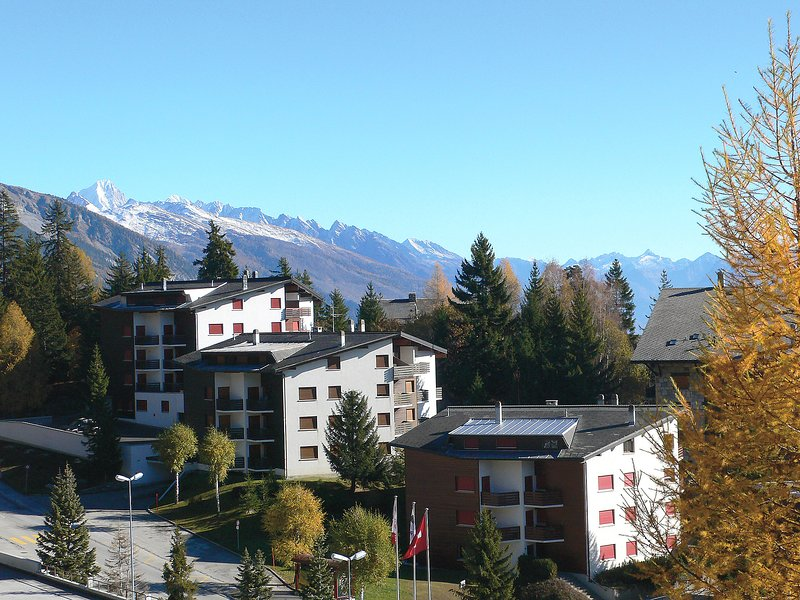 Violettes-Vacances A/B/C, holiday rental in Crans-Montana