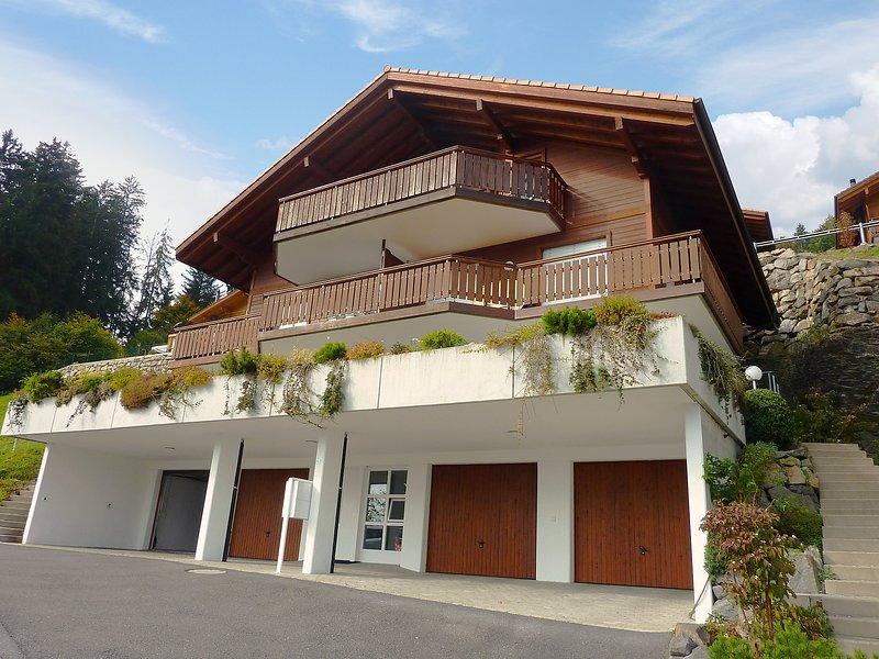 Berg-Seeblick, vacation rental in Spiez