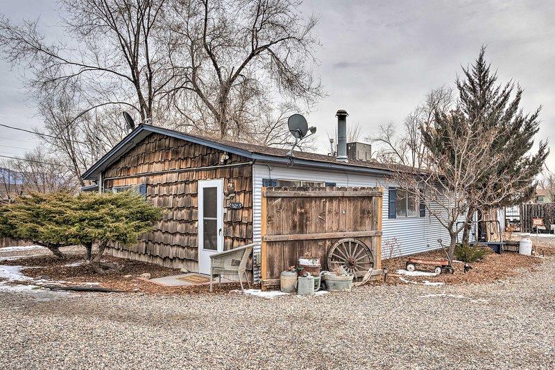 Esplora il colorato Colorado da questa casa vacanza a Grand Junction!