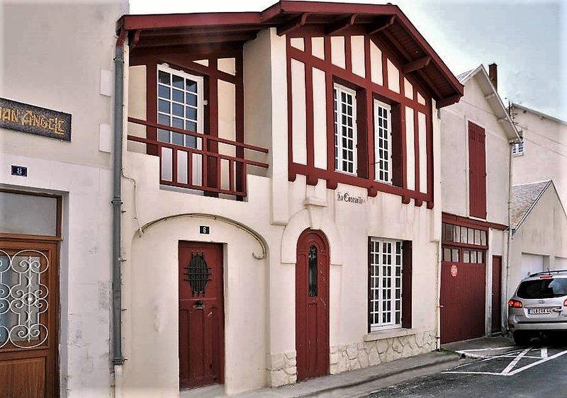 LA CARAVELLE 3 JUILLET AOUT, holiday rental in Saint Vivien