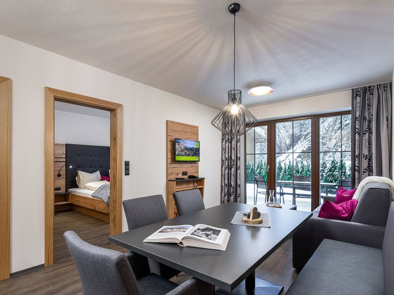 Bergzauber, vacation rental in Ladis