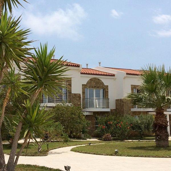 Villa 8, Grapevines Villas, location de vacances à Makry-Gialos