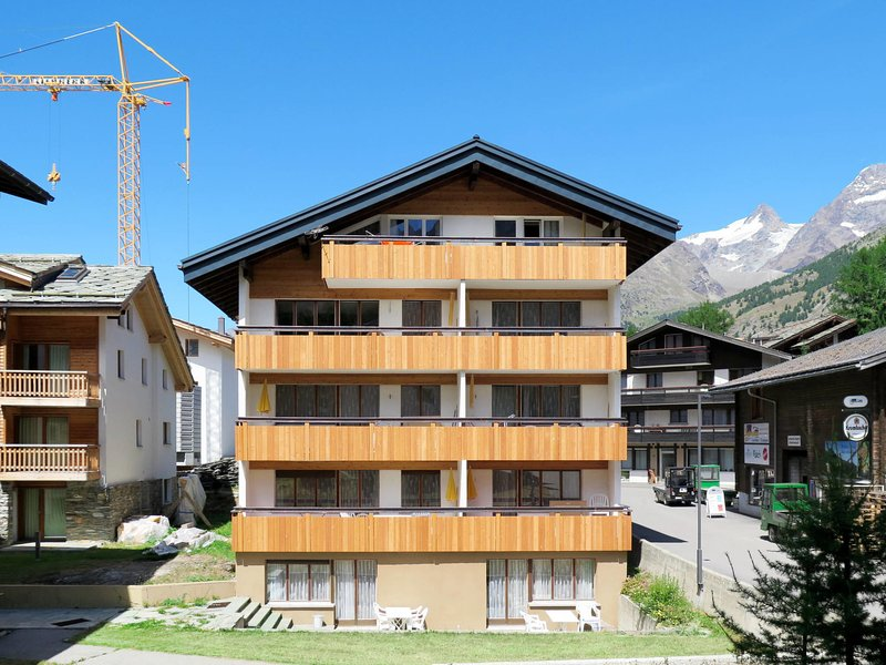 Venetz (SAF132) Chalet in Saas-Fee