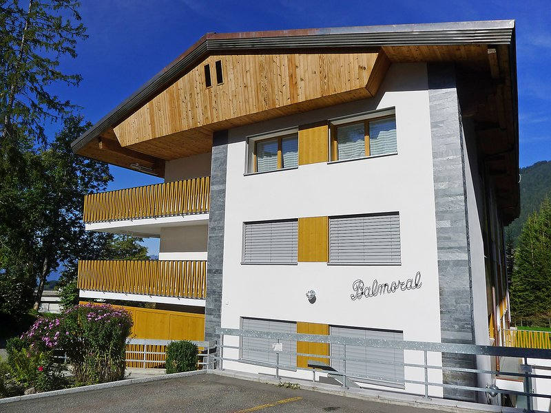 Balmoral Chalet in Villars-Gryon