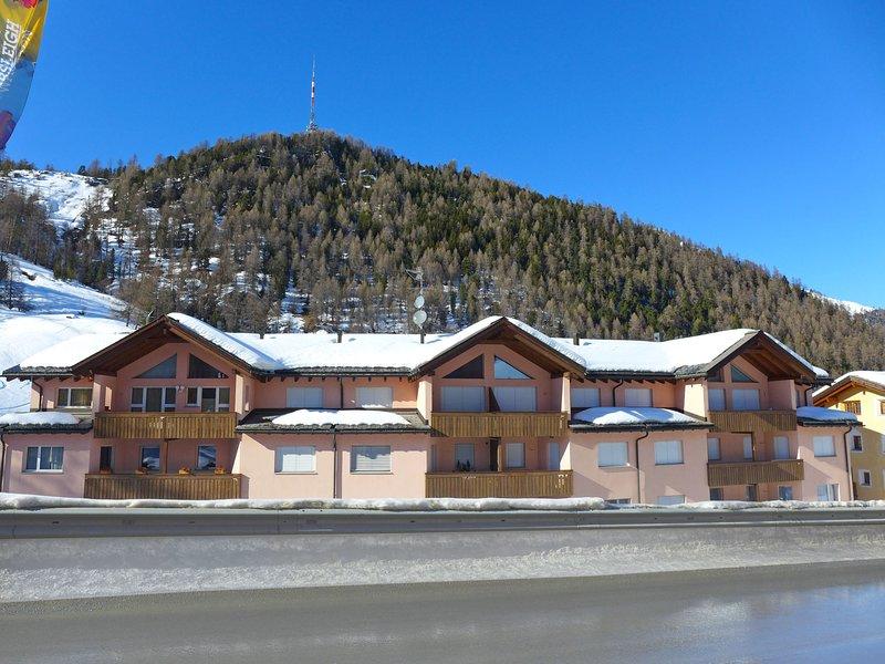 Chesa Sur Val 21 Chalet in St Moritz