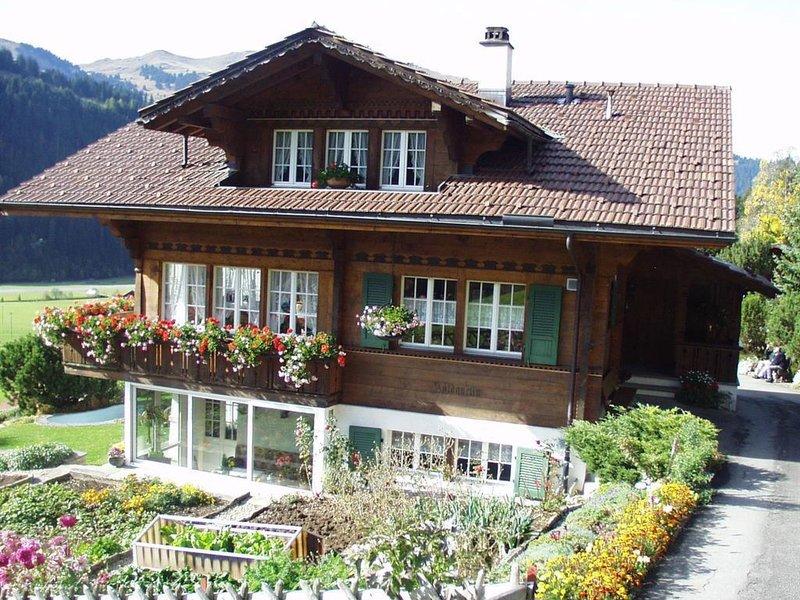 Soldanella, holiday rental in Sankt Stephan