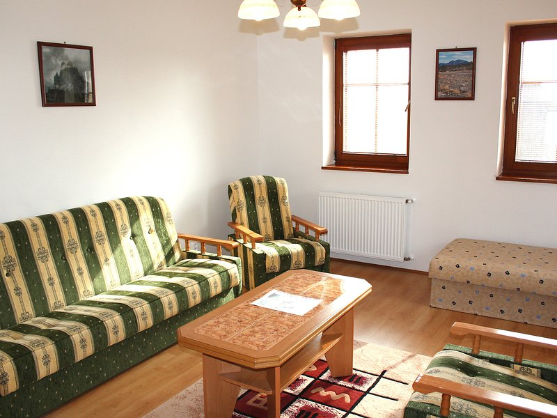 Hofberg, vacation rental in Ceska Lipa