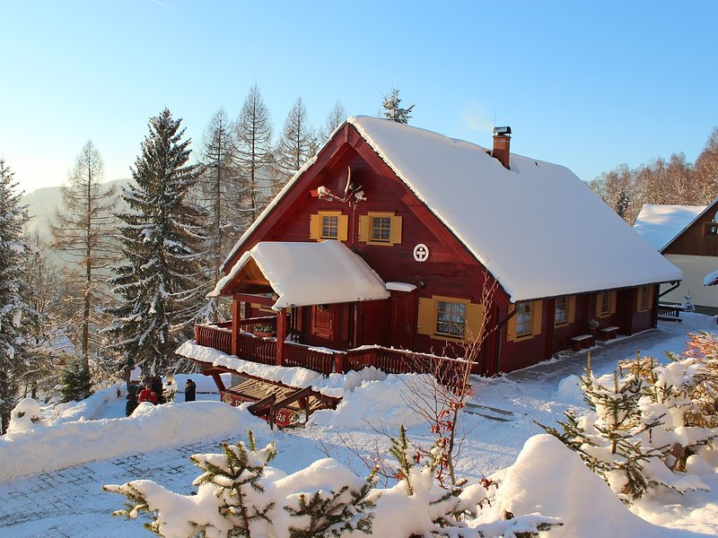 Albrechtice, holiday rental in Mnisek