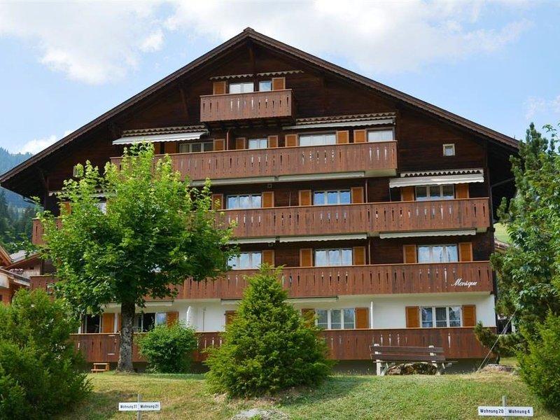 Monique Nr. 14, holiday rental in Schonried